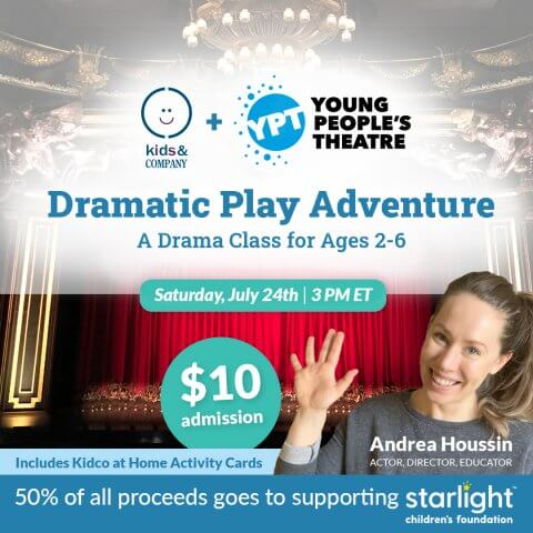 A Dramatic Play Adventure Family Event