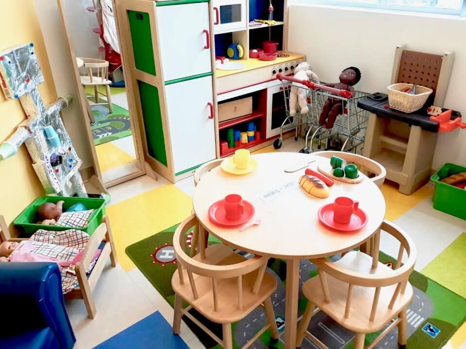 brittania centre daycare centre