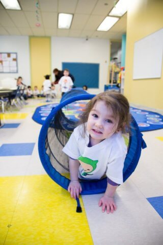 fun at beltline daycare centre