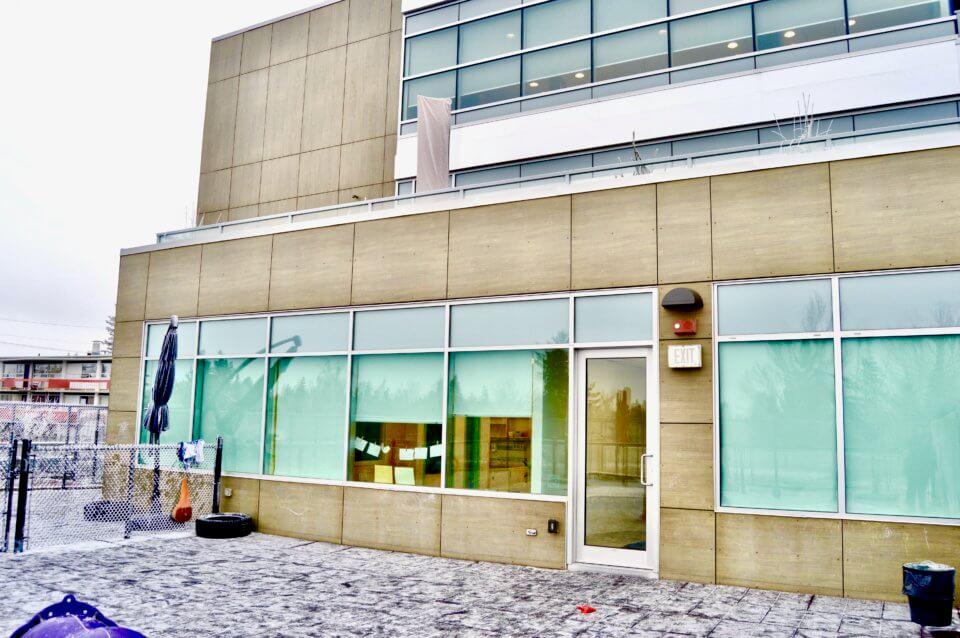 brittania centre daycare centre outdoor