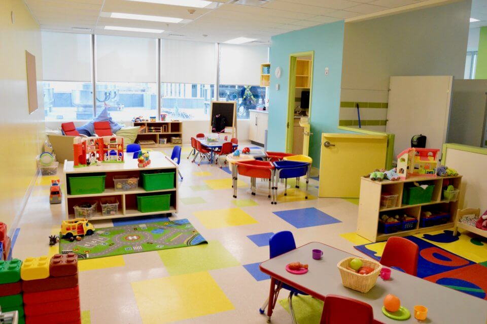 Edmonton ICE Kids and Company Location Indoor