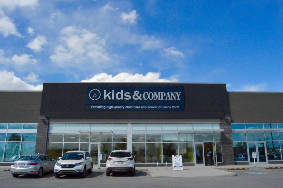 Aviation Crossing Kids & Company Location