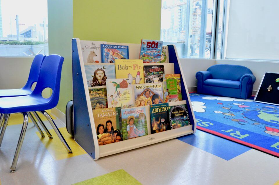 books at edmonton ICE Kids and Company Location