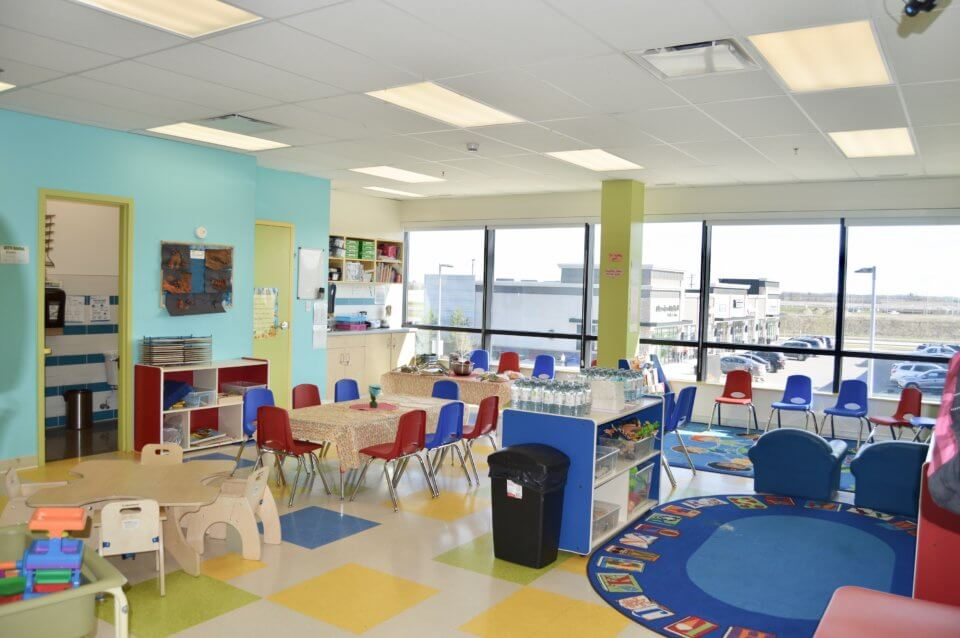 Inside look at Red Deer Kids and Company Area