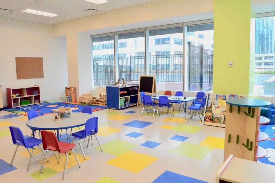 Edmonton ICE Kids and Company indoor location