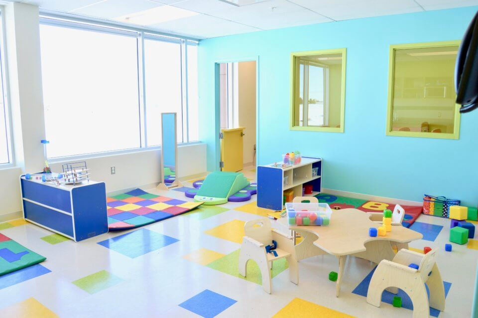 Jagare Ridge Daycare Centre - indoor space