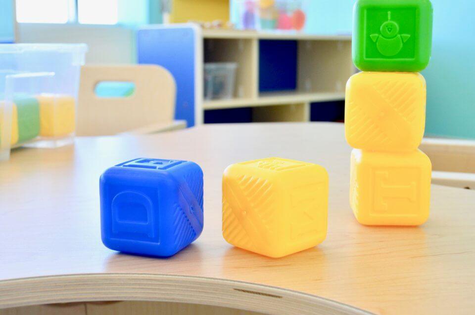 Jagare Ridge Daycare Centre - toys