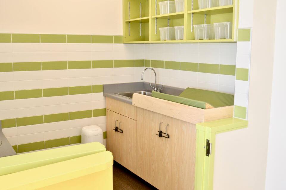 Jagare Ridge Daycare Centre - indoor space