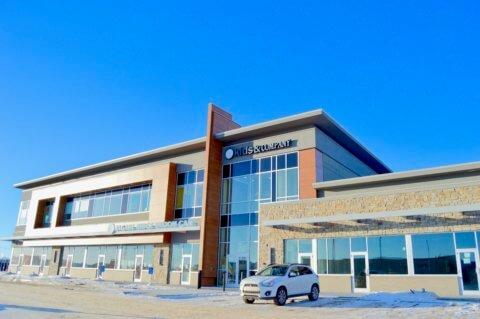 Jagare Ridge Daycare Centre - outside the building