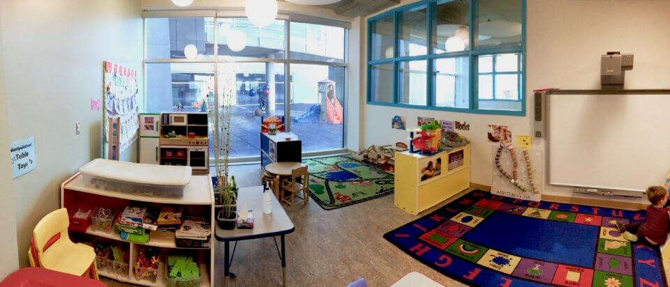 Smart Tech Kids and Company Indoor Activity Area