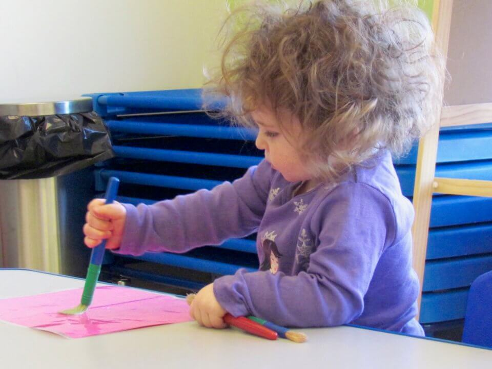 Okotoks Childcare Drawing