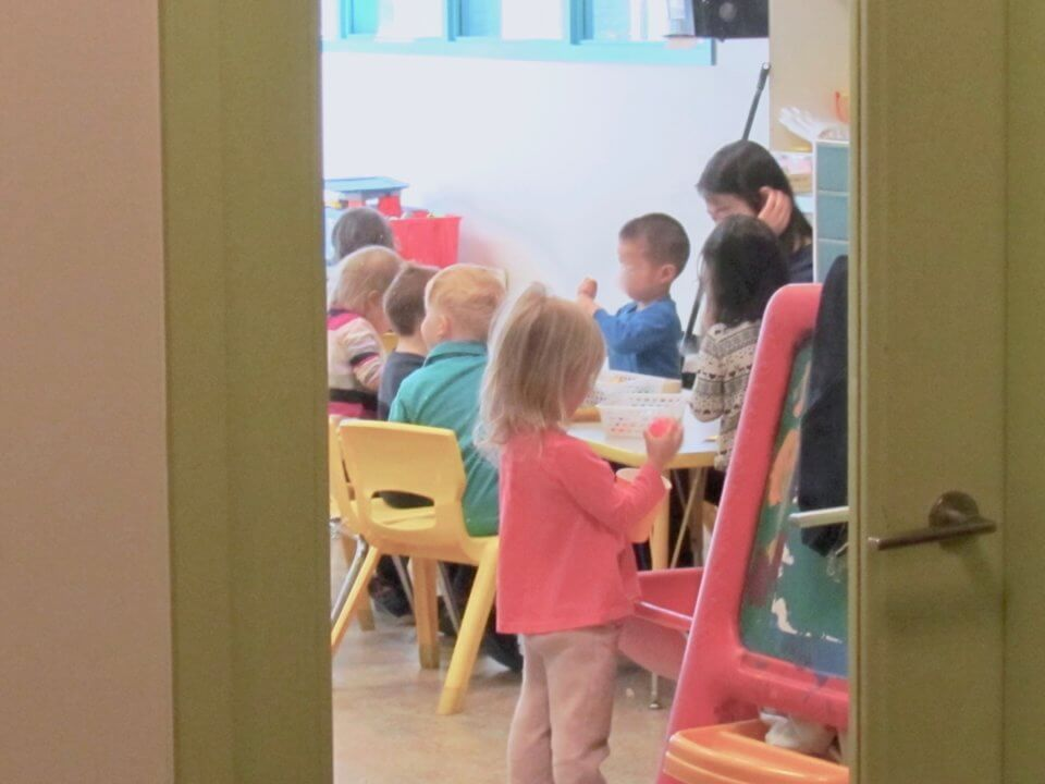 Smart Tech Kids and Company Children at daycare