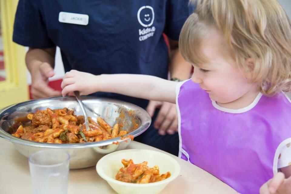 kidco kitchen pasta