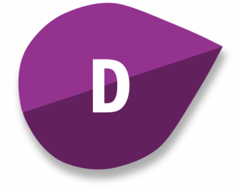 Letter D of The Kidco Way