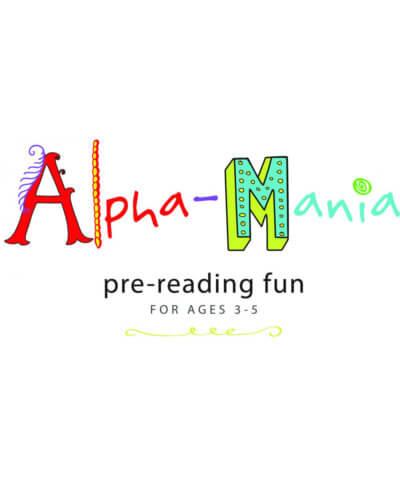 Alpha Mania Logo