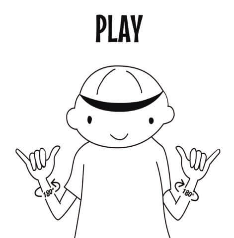 Play in Sign Language