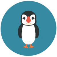 My Puffin Couch Logo