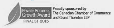 Private Business Growth Award Logo