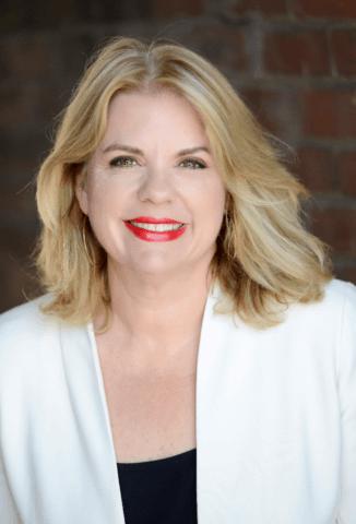 Victoria Sopik CEO of Kids & Company